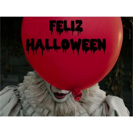Photocall Halloween Globo IT
