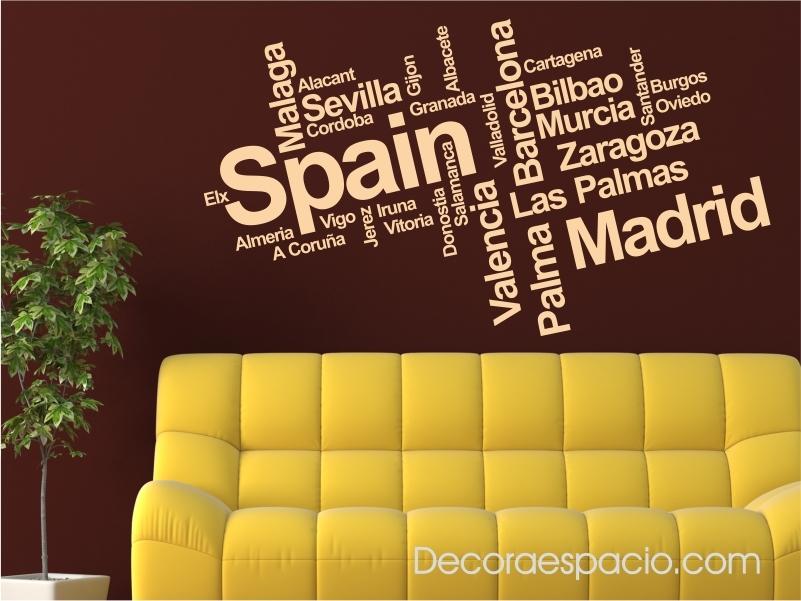 Vinilo Spain