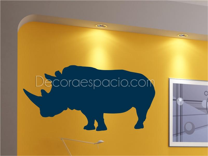 Vinilo rinoceronte
