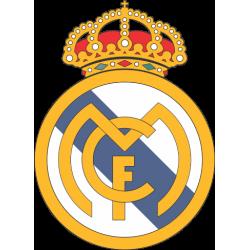 Vinilo escudo real madrid c.f.