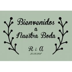 Cartel de Fiesta Ramas